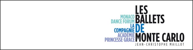 Les Ballets de Monte-Carlo logo