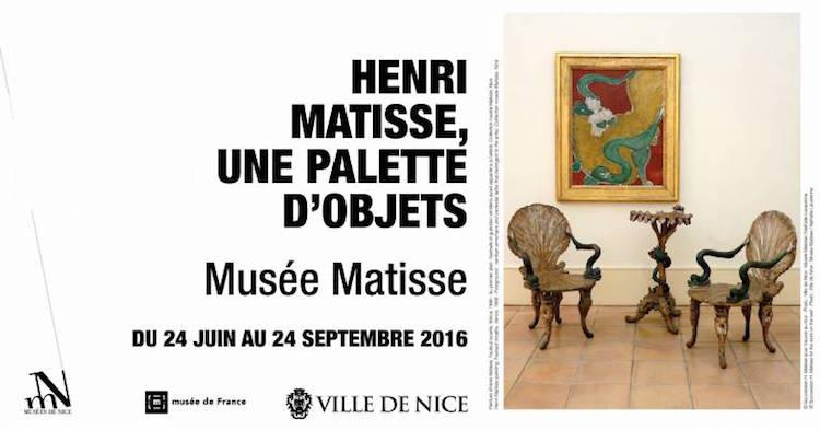 Henri Matisse, Une Palette d'objets banner
