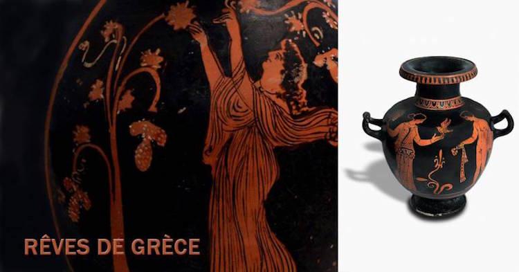 Rêves de Grèce expo in Nice