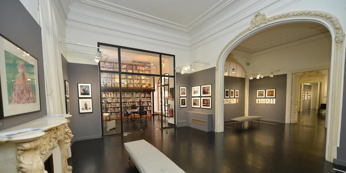 Théâtre de Photographie et de l'Image in Nice - Jacques Henri Lartigue exhibition in Nice