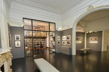 Théâtre de Photographie et de l'Image in Nice - Jacques Henri Lartigue exhibition in Nice