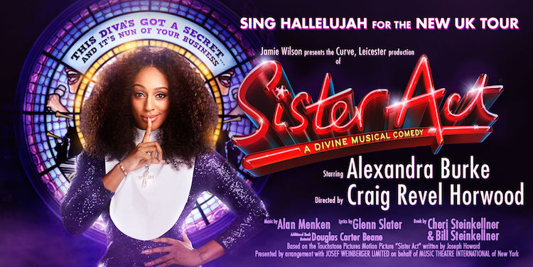 Sister Act the Musical in Monaco