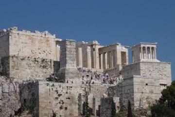 Athens Parthenon © Florence Dubosc