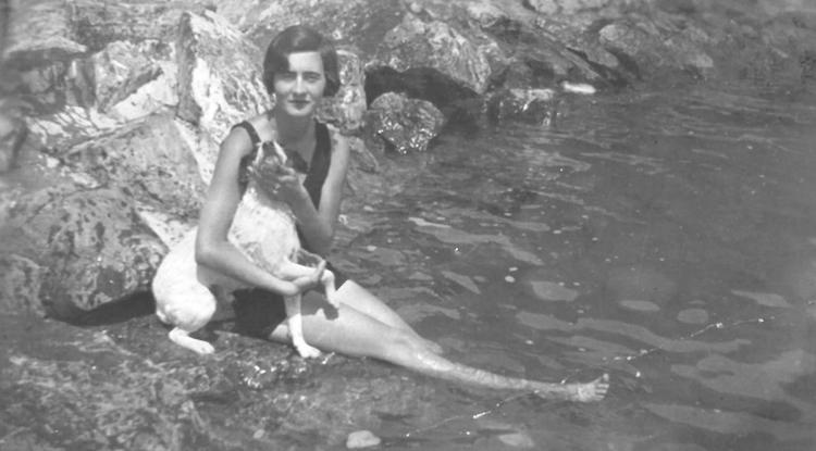 Joyce in France 1938