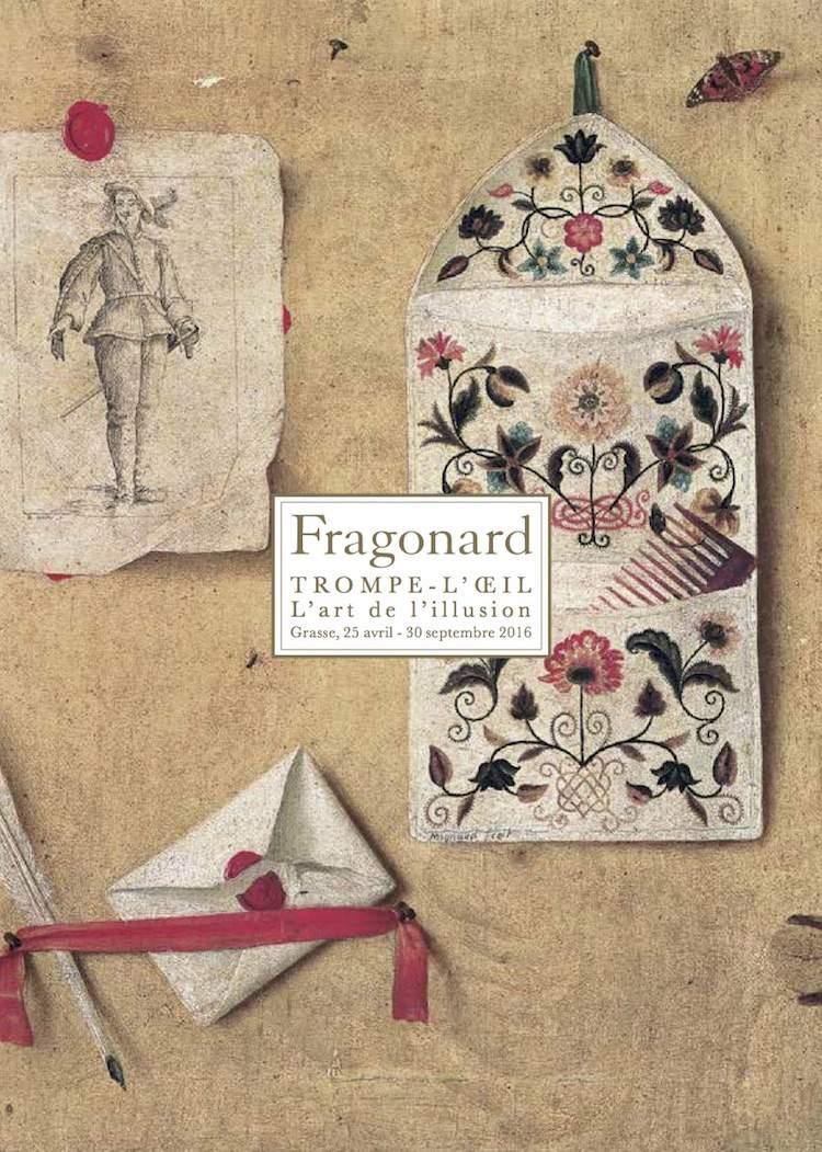 Trompe l'œil exhibition at Musée Fragonard