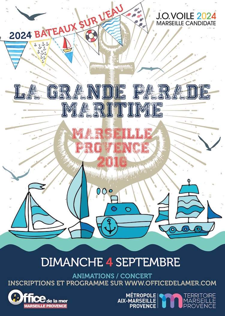 Grande Parade de Marseille 2016