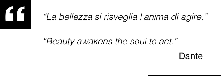 Dante quote - Italian Week in Nice