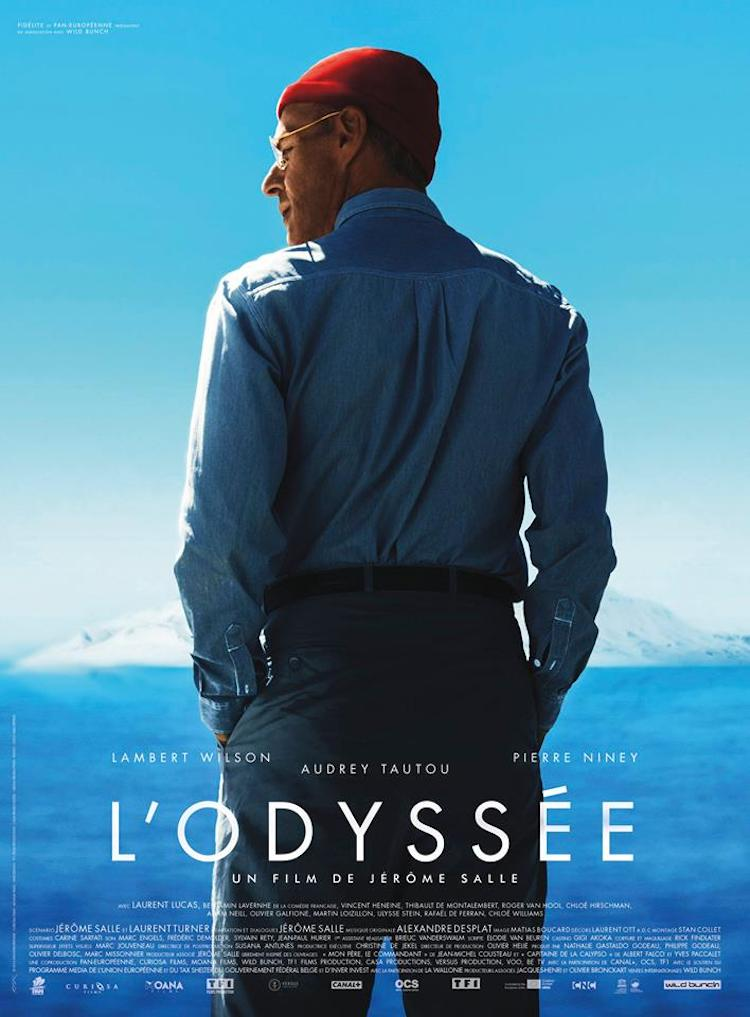 L'Odyssey poster