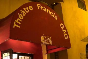 Théâtre Francis Gag in Nice