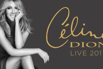 Céline Dion 2017 tour
