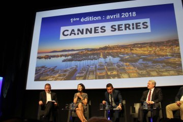 Cannes Séries launch 2017