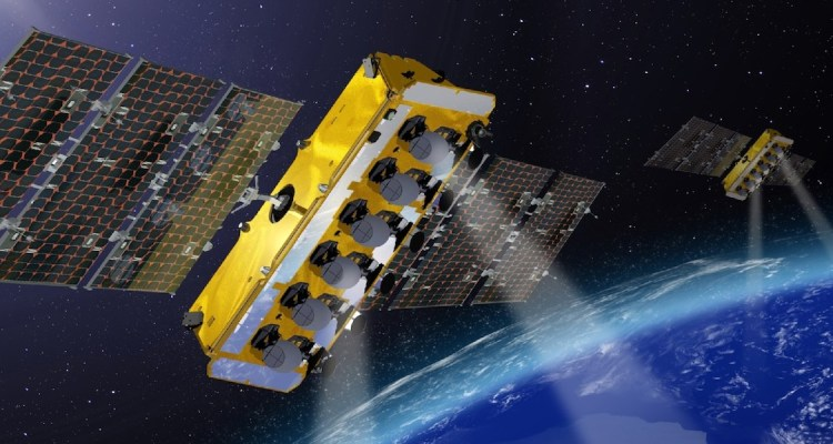 Thales Alenia Space satellite