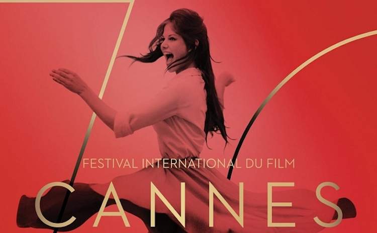 Official poster © Ville de Cannes