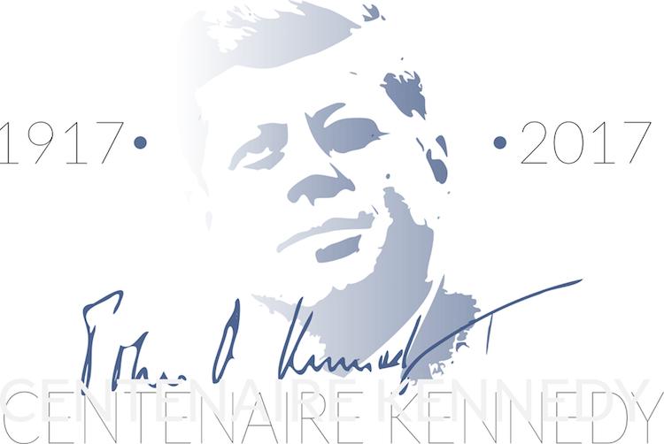 JFK 100 banner