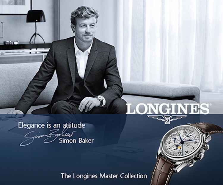 Longines advert