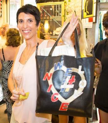 Scarlett Boutique Bastille Day 2017