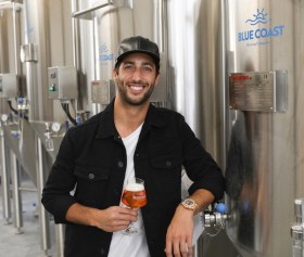 Blue Coast Brewing Company - Daniel