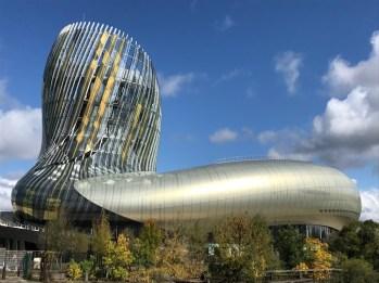 Cité du vin Bordeaux