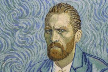 Loving Vincent actor Robert Gulaczyk