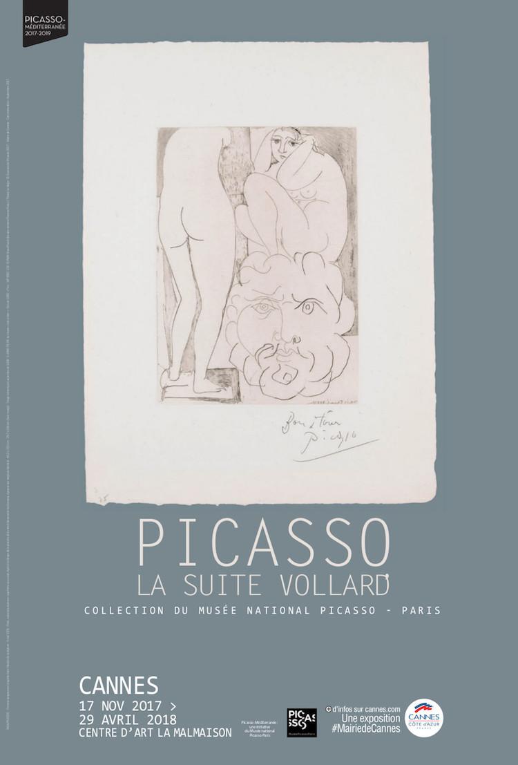 Picasso La Suite Vollard Cannes