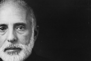 Jerome Robbins - photo by Frederic OHRINGER