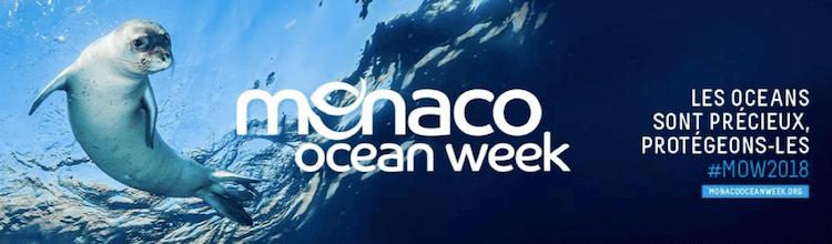 Monaco Ocean Week banner
