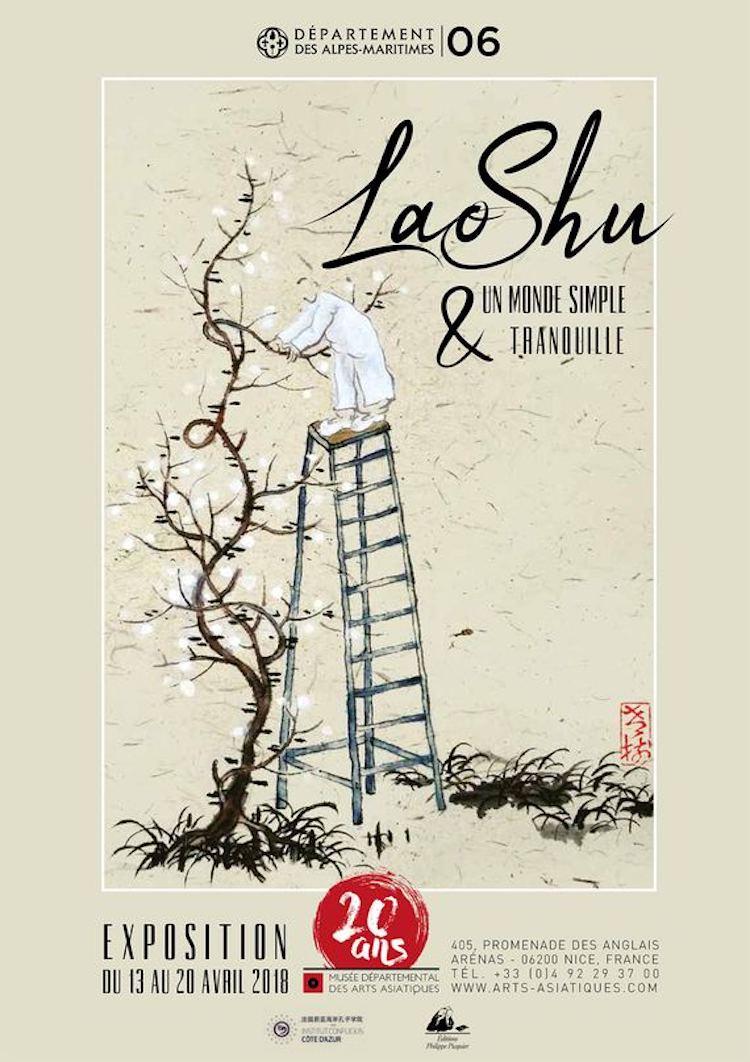 Lao Shu expo Nice