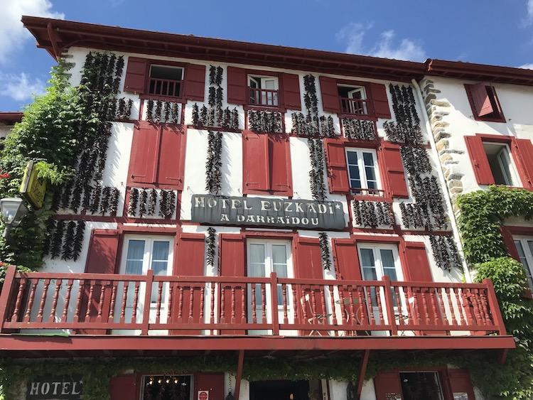 Hotel Euskadi Biarritz