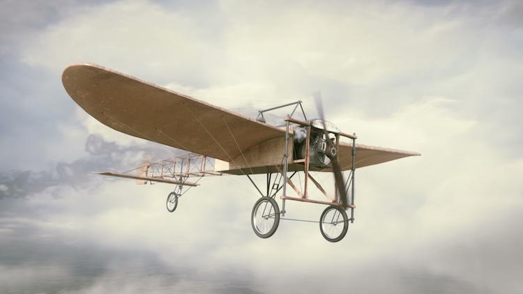 WWI plane
