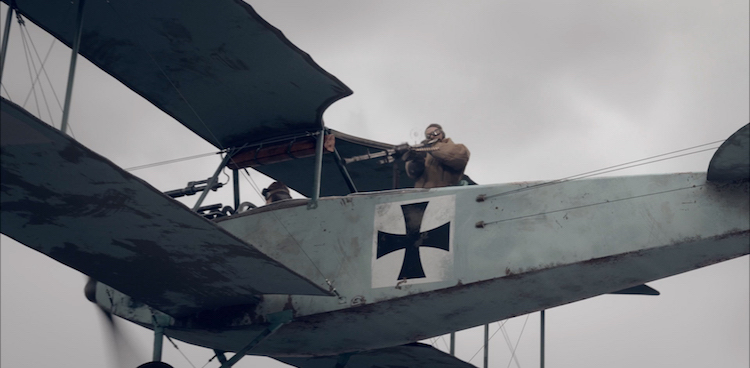 German WWi plane