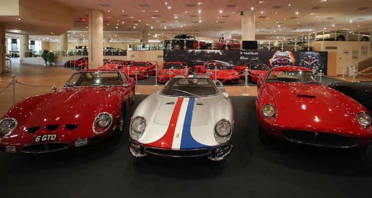 Collection de voitures Ferrari 2018 - FN
