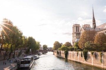 Notre Dame de Paris by Candre Mandawe