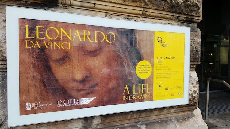 Leonardo expo Bristol