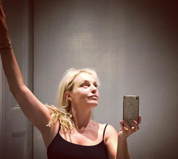 Irina Brook on Instagram