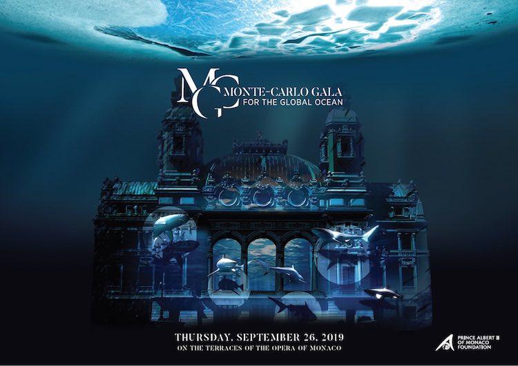 Ocean Gala poster with Robert Redford