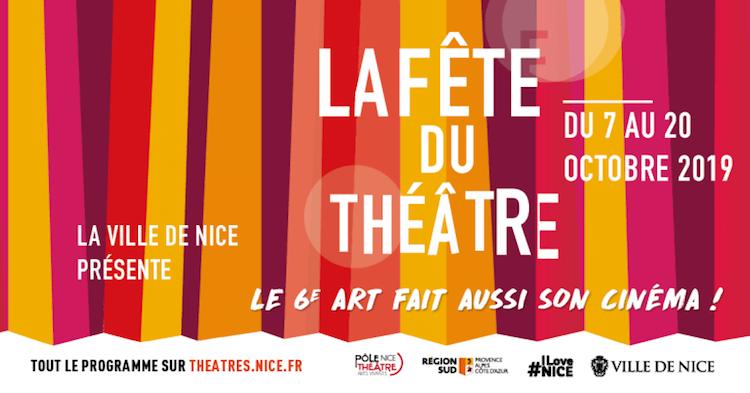 La Fete du Theatre Nice