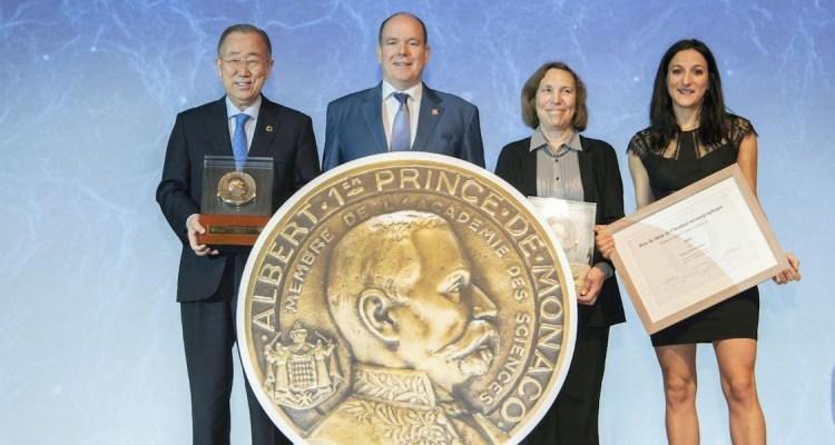 Grandes Médailles Albert Ier 2019 - © M Dagnino