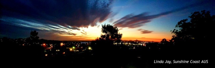 Photo by Linda Jay, Sunshine Coast AUS
