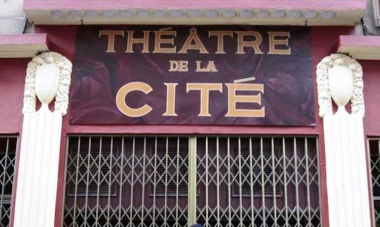 Théâtre de la Cité fermé