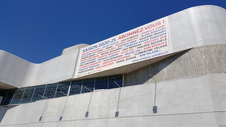 Anthéa Théâtre d'Antibes