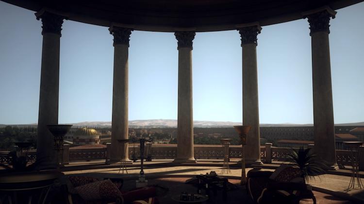 Nero's Palace, Rome
