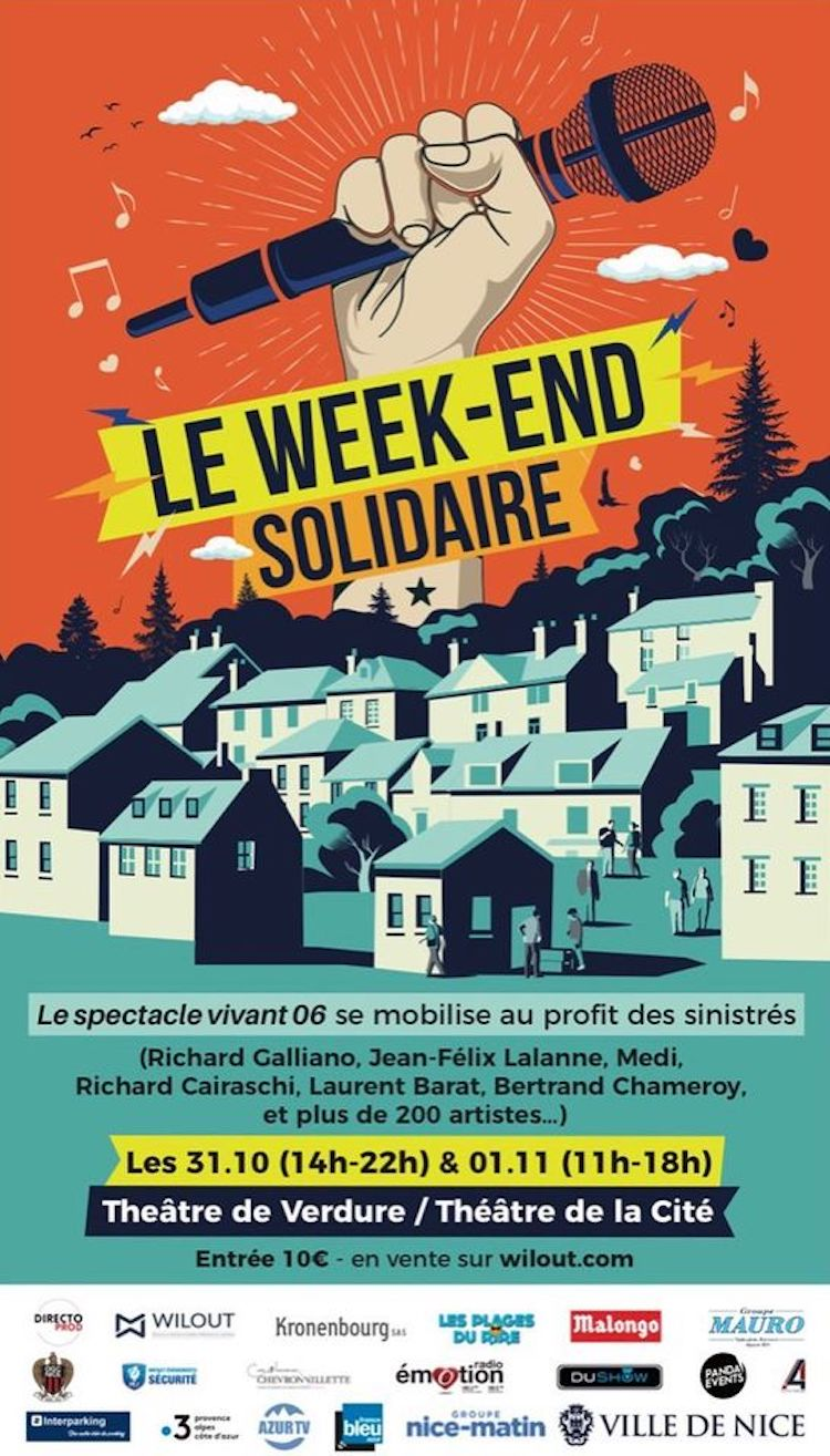 Le Week-End Solidaire Nice