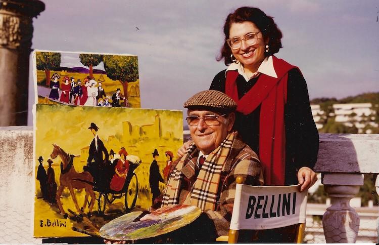 Emmanuel & Lucette Bellini