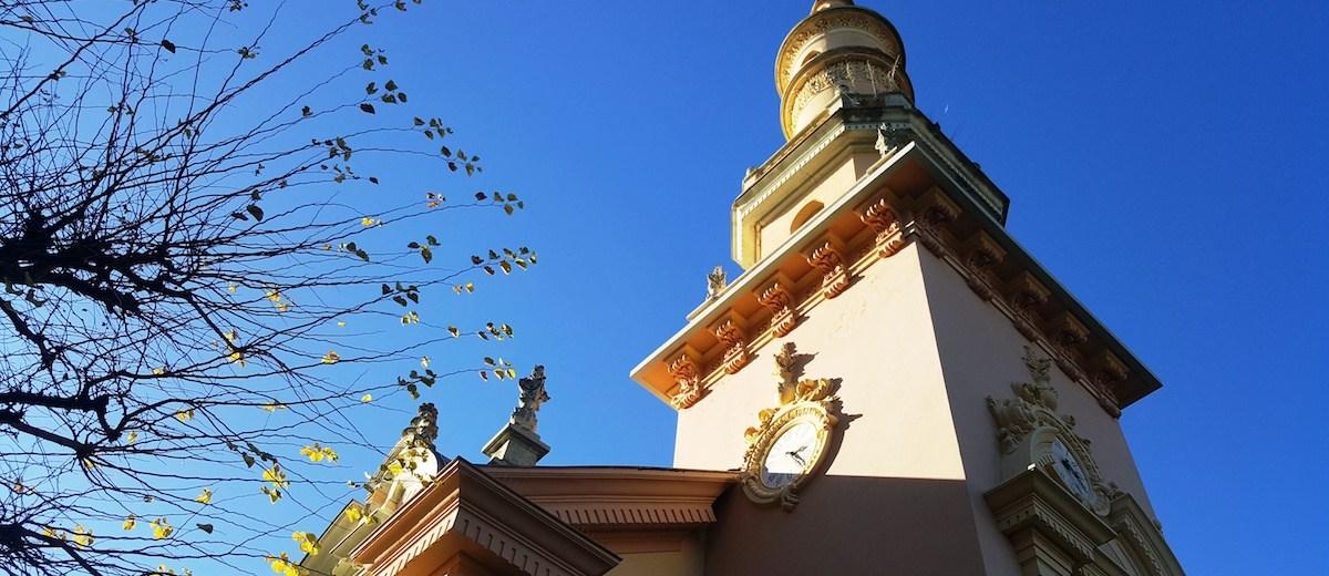 Bellini Chapel Cannes by Natja Igney