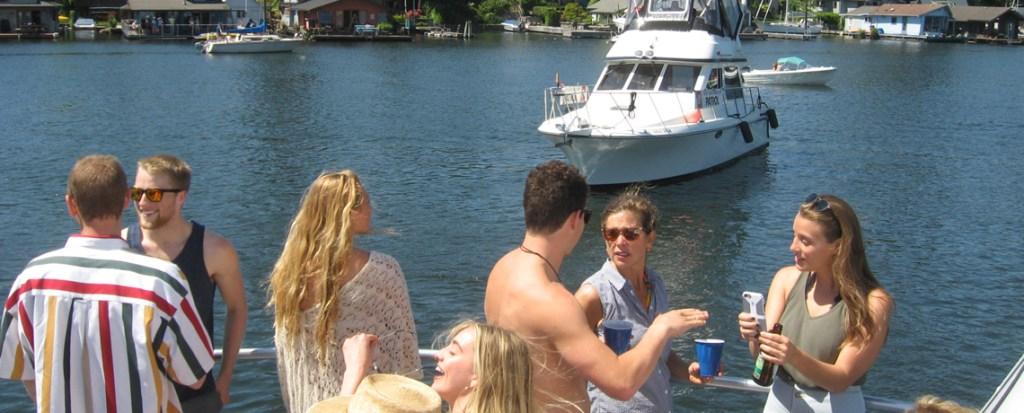Seattle Riviera Boat Cruises