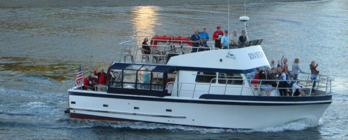Seattle Riviera Boat Cruises 10 – Hook Up to Water with wave