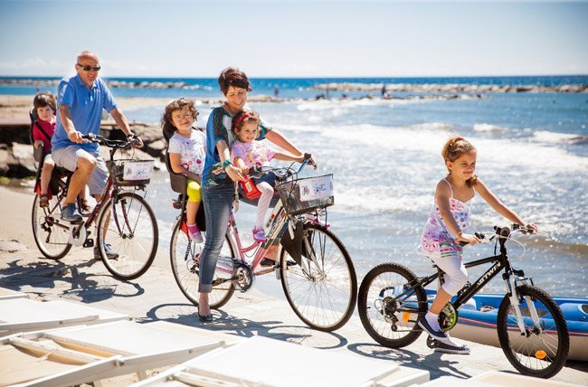 biciclette hotel virginia