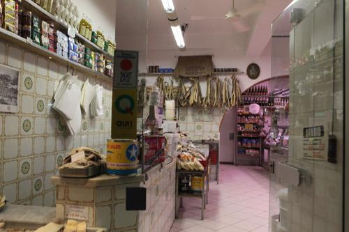 Botteghe storiche Genova Bottega dello Stoccafisso