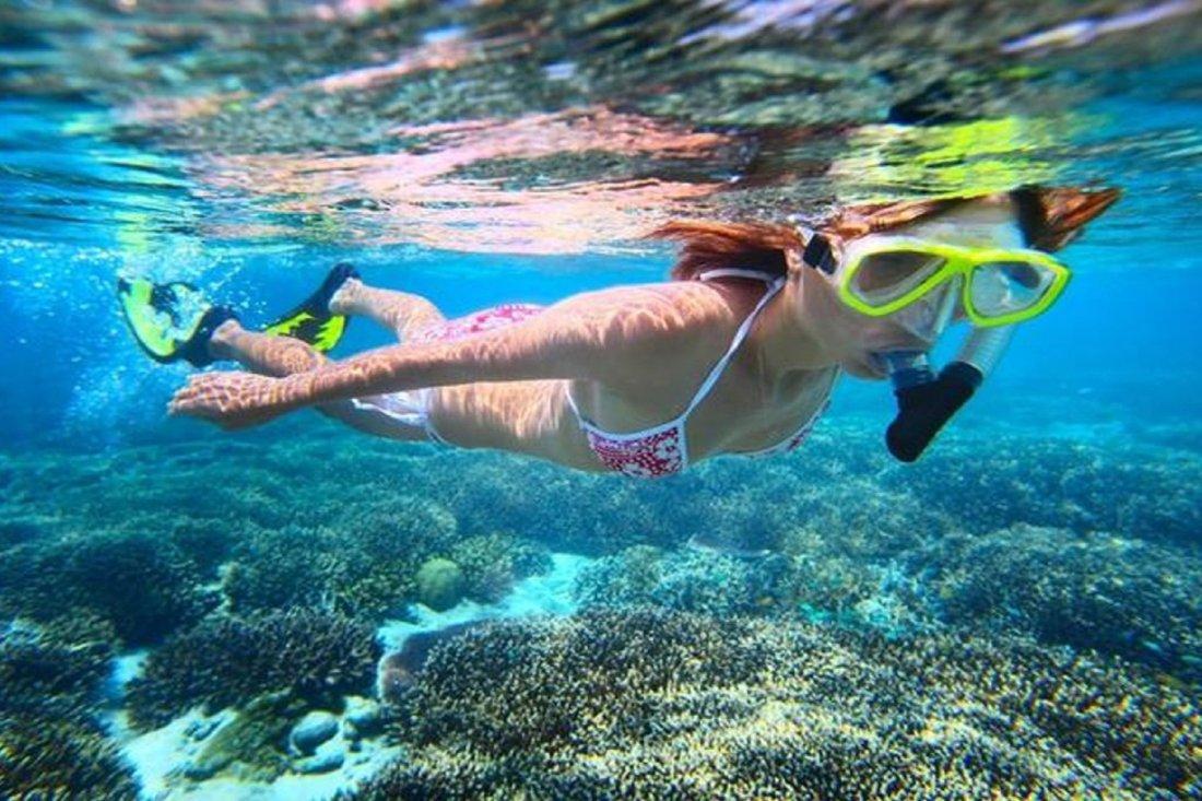 Finale Ligure diving e snorkeling