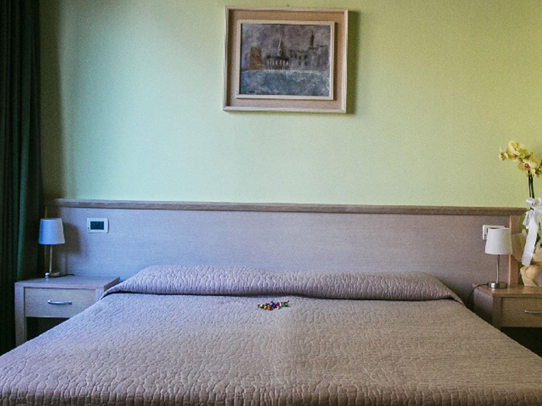 letto Hotel-delle-Rose